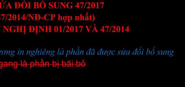 1) VĂN BẢN LUẬT HỢP NHẤT Văn bản hợp nhất Luật cơ quan đại diện nước CHXHCN Việt Nam ở nước ngoài 2009–SĐBS 2017 Văn bản hợp nhất Luật đầu […]